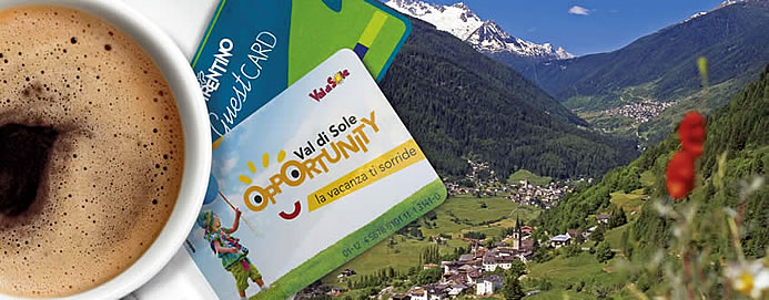 Val di Sole opportunity - Guest Card Trentino