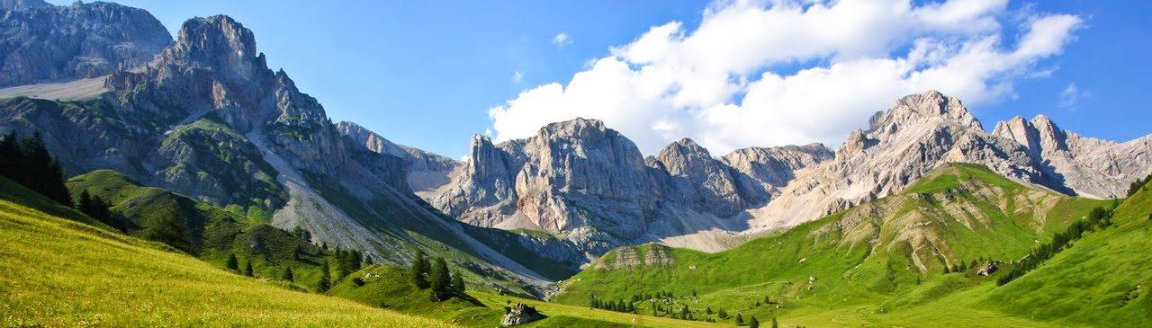 Per una vacanza in Montagna